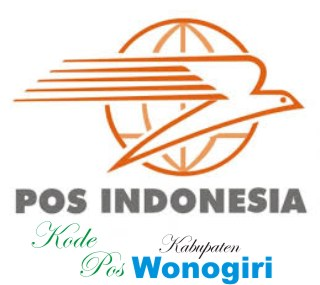 Daftar Kode Pos Sekabupaten Wonogiri