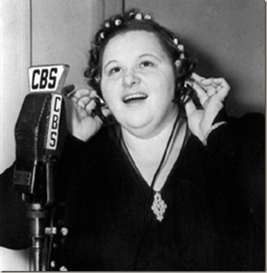 Image result for kate smith noontime radio show