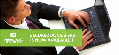 Critical Software Update for SecureDoc Now Available