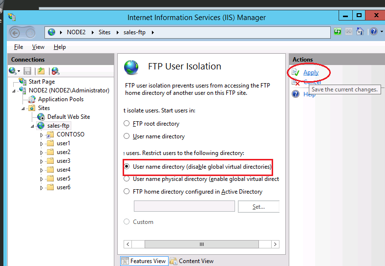 A Blog To A System Admins Passion The Magic Of FTP With User Isolation And How To Automate The