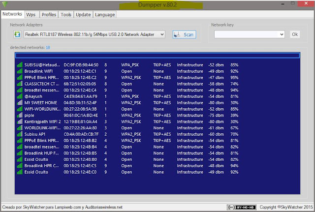 Dumpper 80 2 English Version With Jumpstart And Winpcap