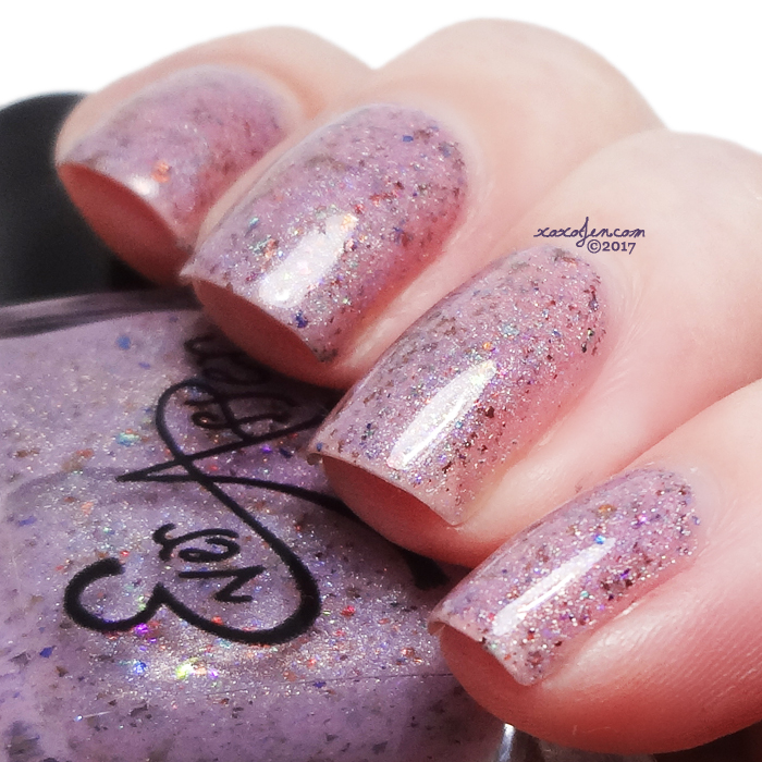 xoxoJen's swatch of Ever After Sheeranar