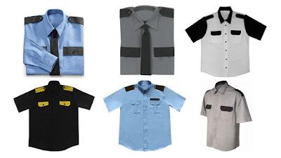 Camisas para fardas
