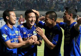 Penyerang Baru Persib Bandung Akan Berlaga di Putaran Kedua Liga 1