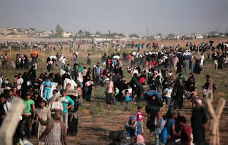 U.S. Poised To Hit Obama's Target Of 10,000 Syrian Refugees