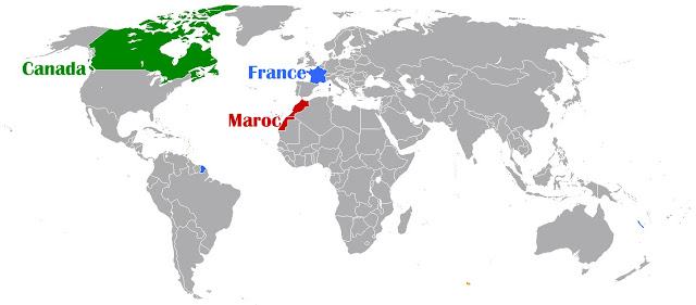 France Maroc Canada Edictalis