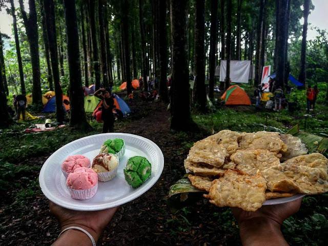 camping di kampung kurcaci