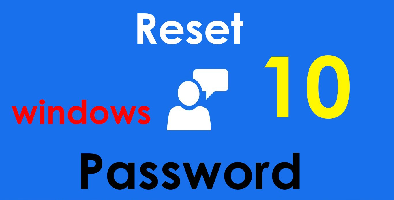 break windows 10 password linux