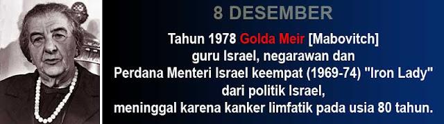 Hari kematian Golda Meir
