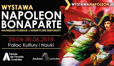 "Exhibition > ""Napoleon, the five faces of triumph"" arrives in Warsaw (Poland)"