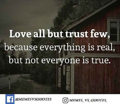 Not every one is true