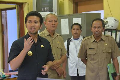Bupati Emil Sidak ULP, Penawaran Terendah Belum Tentu Menang Lelang