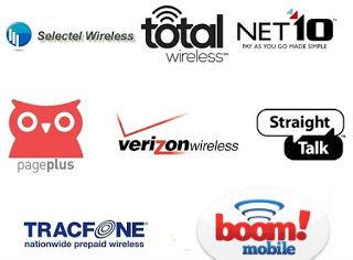 Verizon MVNO Logos