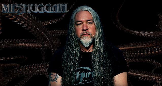 Meshuggah Tomas Haake anuncia dos importantes noticias Sudamérica