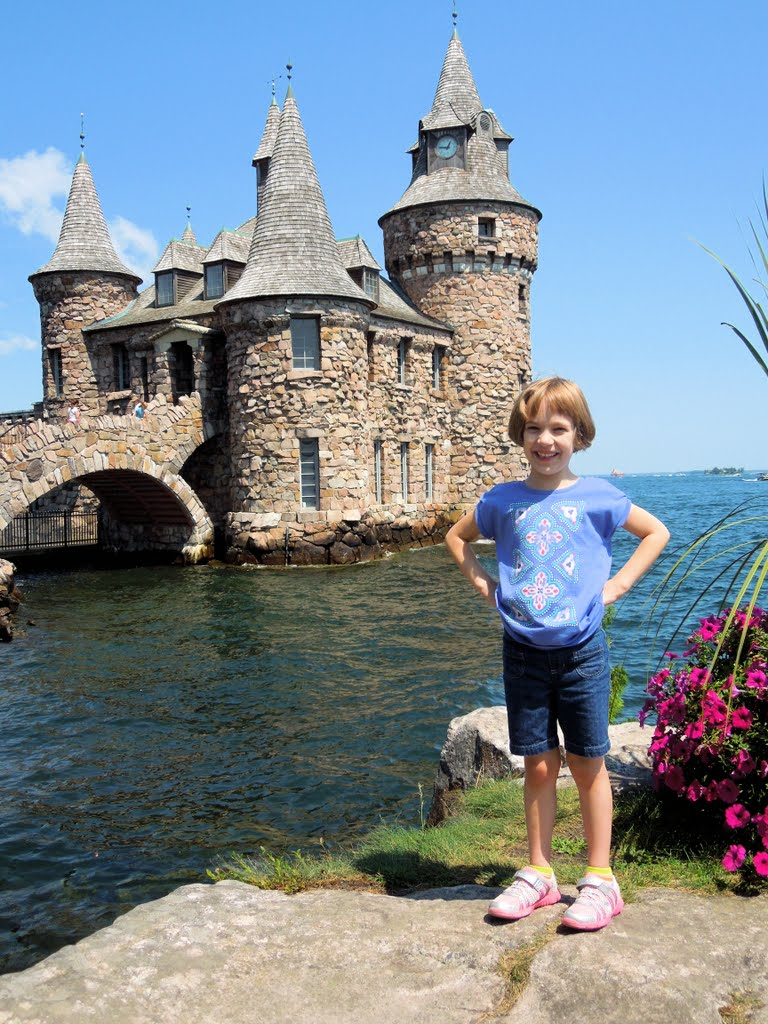 Photographic Logbook Americas Castles Part II Return