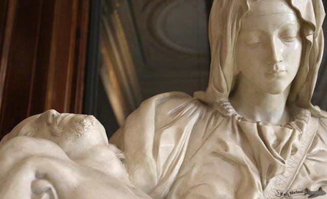 Réplica de Piedade, Museus Vaticanos, Vatican Museum, Vaticano