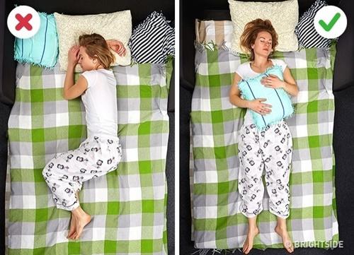 Cara Mengelak Kesakitan Dialami Ketika Tidur