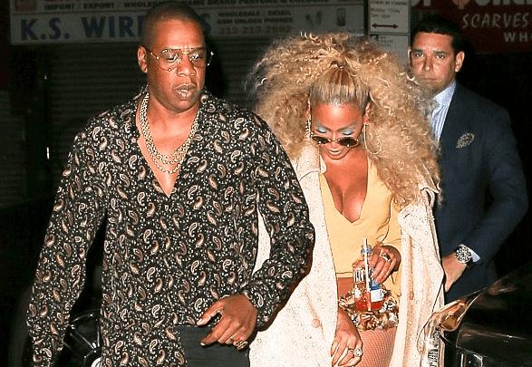 Beyoncé celebra su cumpleaños con una fiesta temática (FOTOS + VIDEOS)