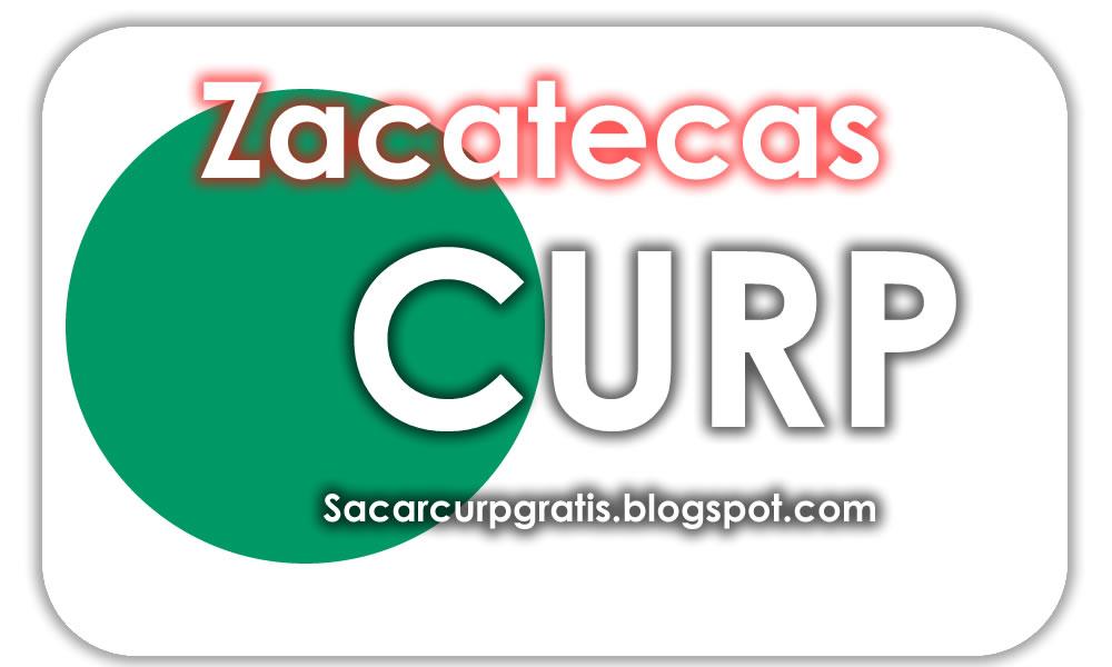 ¿Como y donde puedo ver modulos para consultar y tramitar CURP verde en Zacatecas? 2019 - 2020 - 2021
