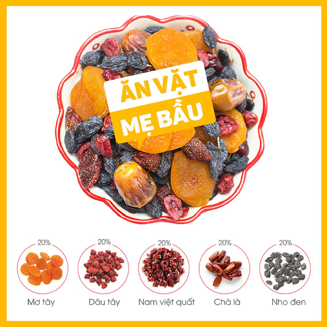 [A36] Có bầu nên mua gì để ăn tốt nhất cho Bà Bầu?