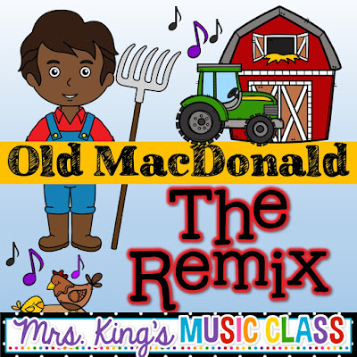 Old MacDonald Remix by Tracy King
