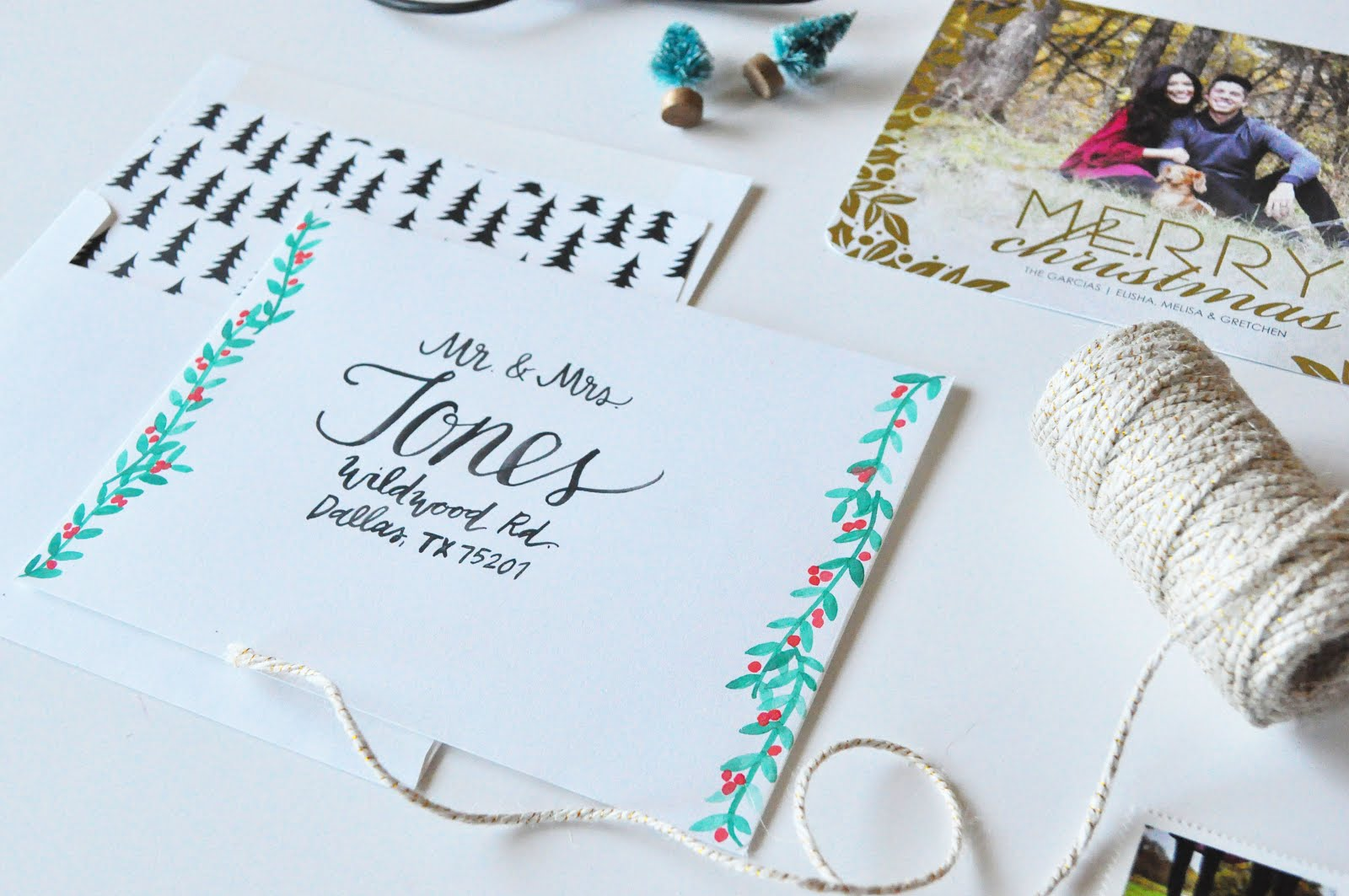 hand lettered envelopes pie n the sky lettered envelopes featuring tiny 13874 | 2