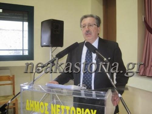 """Ο Χρήστος Γκοσλιόπουλος λέει """"αντίο"""" στην αυτοδιοίκηση αλλά όχι και στην πολιτική…"""