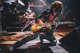 Joe Parry live cu Aerosmith