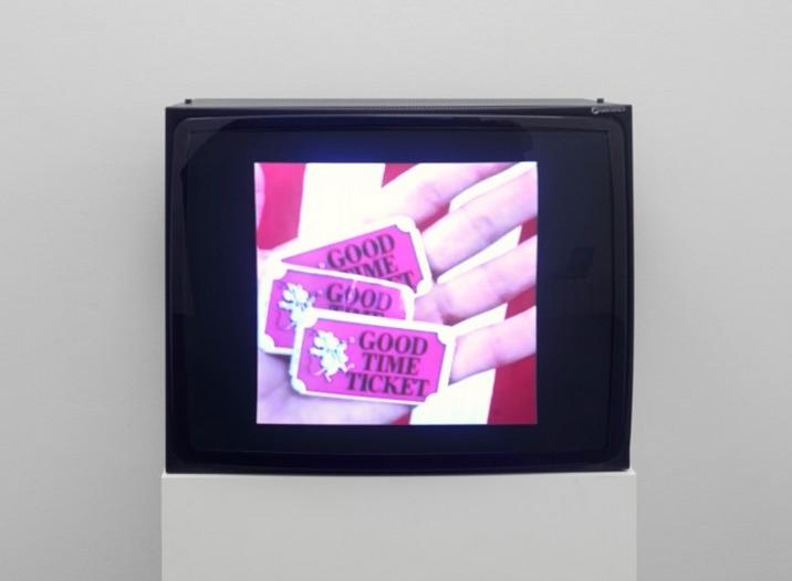 Frances Stark at Galerie Buchholz