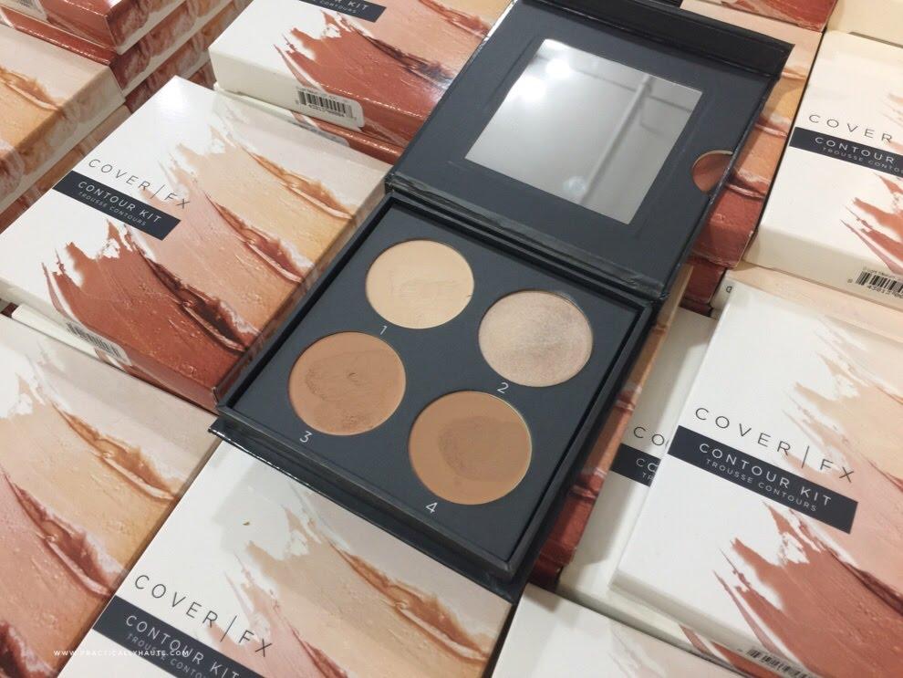 Cover FX sample sale contour kit