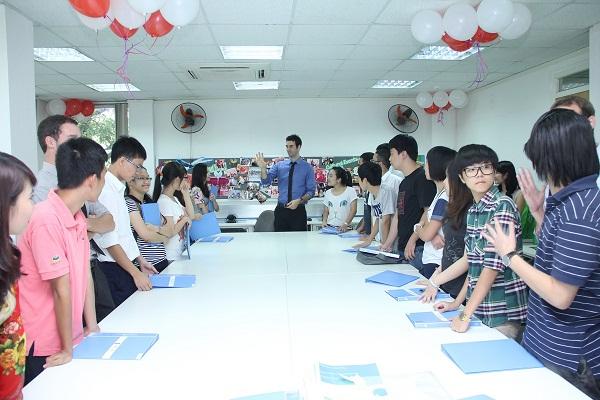 Các trung tâm luyện thi toeic ở Hà Nội 5