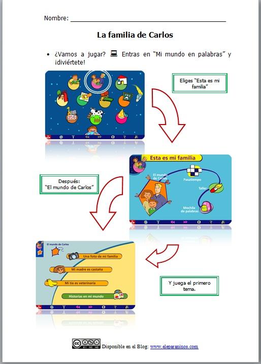 Clase Particular Español Para Niños Iv Ele Para Niños