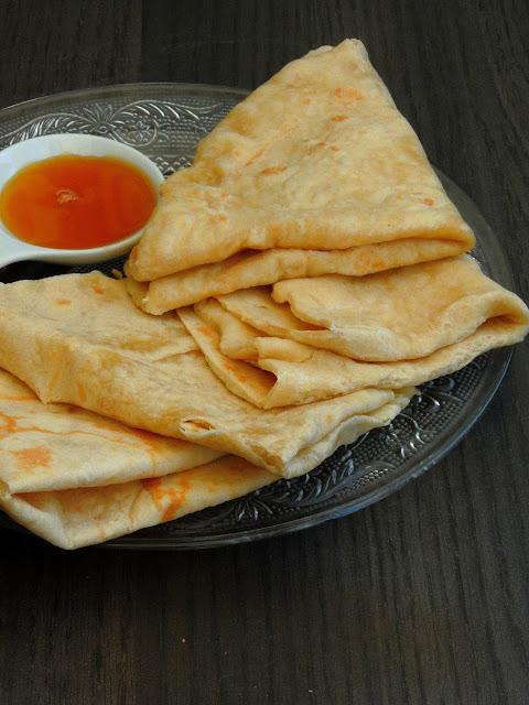 Jordanian Shrak Bread, Shrak Bread