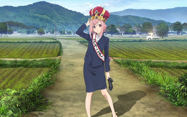 Sakura Quest : OST [Opening & Ending] Full Version