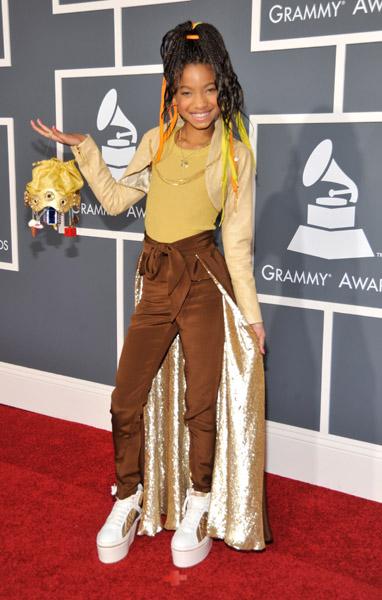 Miley Cyrus 2011: rihanna 2011 grammy dress