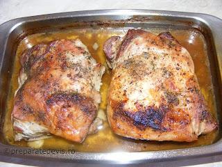 Friptura de porc la cuptor retete culinare,