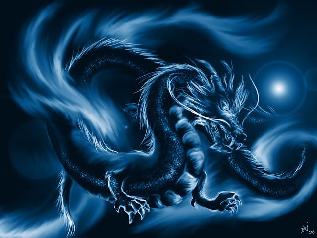 Seiryu - Naga Azure dari Timur