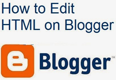 How to Edit HTML on Blogger : eAskme