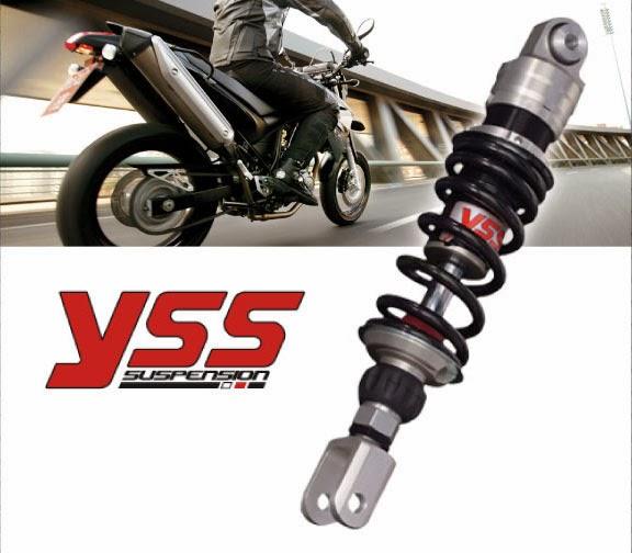 Οπίσθιο Αμορτισέρ YSS για On-Off μοτοσυκλέτες