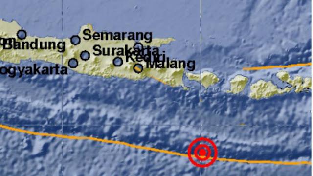 Hari Pertama Puasa, Bali Diguncang Gempa 5,1 SR