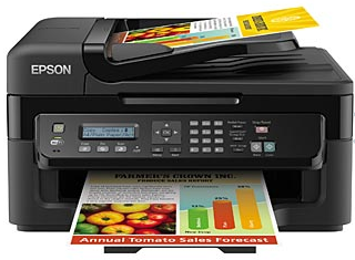 Epson WorkForce WF-2530 Driver Download