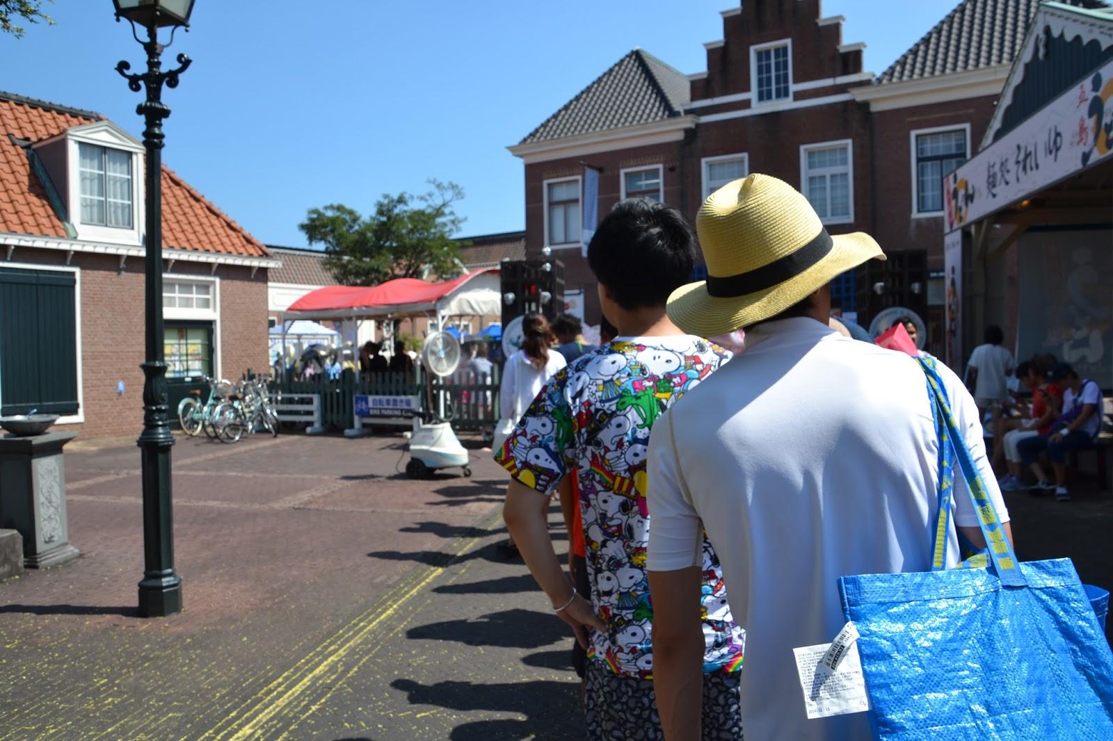 With love from japan eustacia huis ten bosch summer for Huis ten bosch ticket