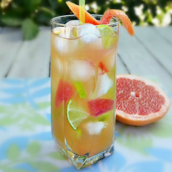 Malibu Summer Fun Cocktail