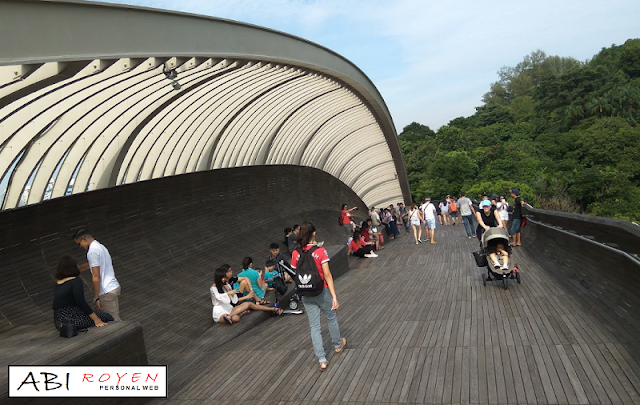 Tempat%2BWisata%2BDi%2BSingapura%2BPaling%2BMenarik%2BHenderson%2BWaves%2BBridge 20 Tempat Wisata Di Singapura Paling Menarik Dan Wajib Di Kunjungi