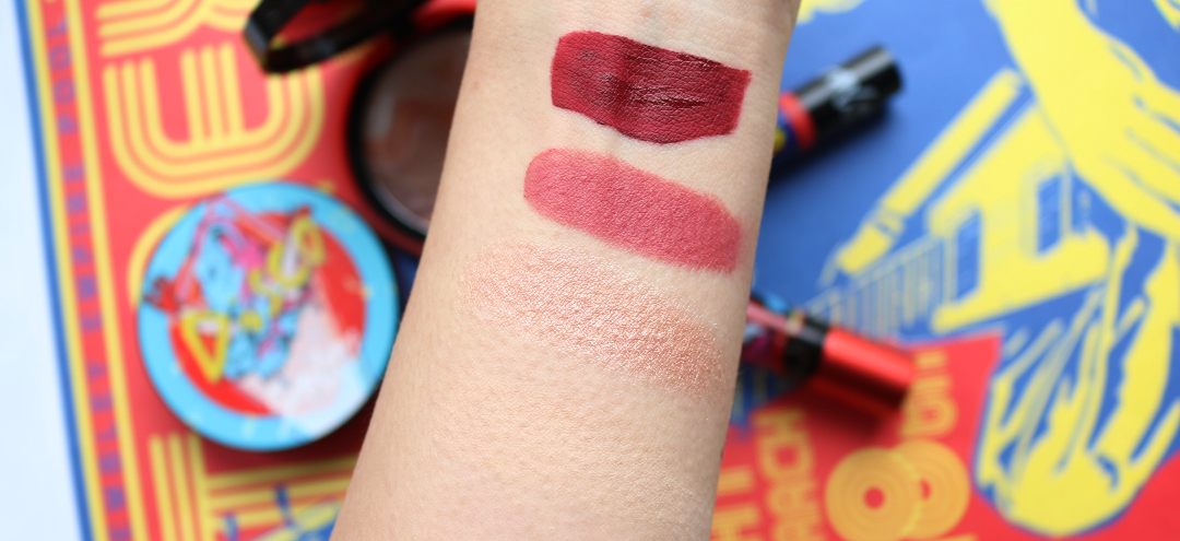 Perfect Shade Makeup - Review & Swatches
