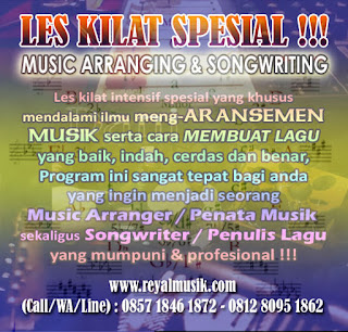 kursus kilat music arranger, songwriter, kursus kilat rekaman, kursus kilat digital recording, audio production