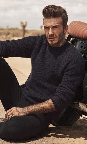 ropa hombre otoño invierno 2016-2017 HM David Beckham