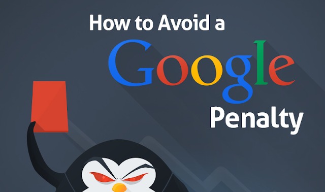 #SEO: How To Avoid A Google Penalty - #infographic