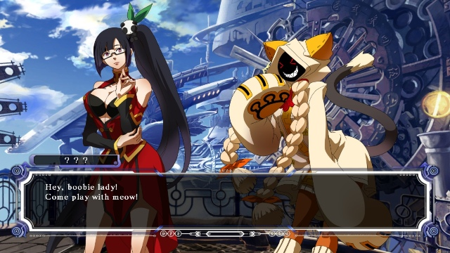 Download BlazBlue Calamity Trigger PC Gameplay