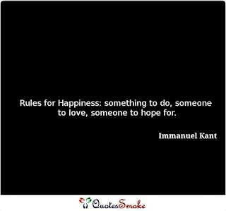 Life Quote by Immanuel Kant